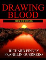 Cover for 'Drawing Blood'