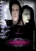 Cover for 'Valquíria - a princesa vampira 2'
