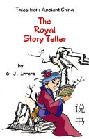 Cover for 'The Royal Storyteller'