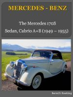 Cover for 'The Mercedes 170S'