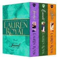 Cover for 'The Jewel Trilogy (Jewel Trilogy Boxed Set)'