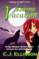 Cover for 'Vampire Vacation'
