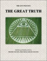 Cover for 'The Great Truth'