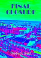 Cover for 'Final Closure'