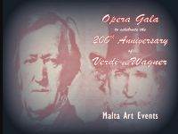 Cover for 'Verdi and Wagner Opera Gala Commemorative Program'