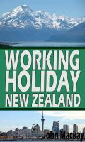 Cover for 'Working Holiday New Zealand'