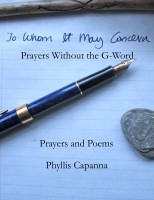 Cover for 'To Whom It May Concern: Prayers Without the G-Word'