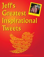 Cover for 'Jeff's Greatest Inspirational Tweets'