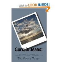 Cover for 'Guru in Jeans: Inward Journey to Psychospiritual Awakening'