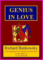 Cover for 'Genius In  Love'