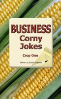 Cover for 'Business Corny Jokes - Crop One'