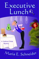 Cover for 'Executive Lunch'