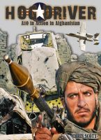 Cover for 'Hog Driver: A10 in Action in Afghanistan'