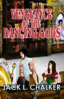Cover for 'Vengeance of the Dancing Gods'