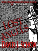 Cover for 'Lost Angels'