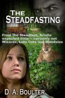 Cover for 'The Steadfasting'