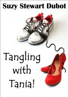 Cover for 'Tangling with Tania'