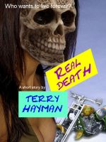 Cover for 'Real Death'