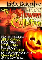 Cover for 'The Halloween Collection'