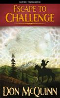 Cover for 'Escape To Challenge (Moondark Saga, Book 1)'