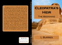 Cover for 'Cleopatra's Heir'
