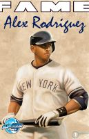 Cover for 'FAME: Alex Rodriguez'