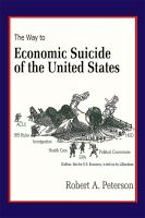 Cover for 'The Economic Suicide of the United States'