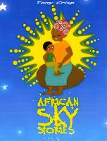 Cover for 'Africa Sky Stories'
