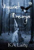 Cover for 'Unquiet Dreams: A Murmuration of Unsettling Tales'