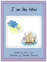 Cover for 'I am the Wind'