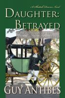 Cover for 'Daughter Betrayed'
