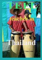 Cover for 'TEFL Teacher in Thailand'