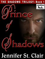 Cover for 'A Beth-Hill Novel: The Shadows Trilogy Book 1: Prince of Shadows'