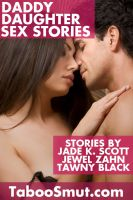 Cover for 'Daddy Daughter Sex Stories'