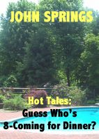 Cover for 'Hot Tales: 8-Guess Who is Coming for Dinner?'