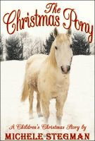Cover for 'The Christmas Pony'