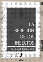 Cover for 'La rebelión de los insectos'