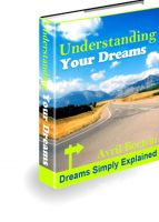 Cover for 'Understanding Your Dreams  By  Avril Beeton Copyright@2012'