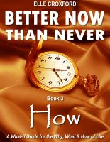 Cover for 'Better Now Than Never: Book 3 How'