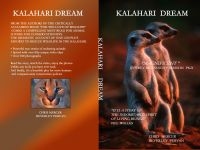 Cover for 'Kalahari Dream'