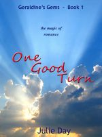 Cover for 'One Good Turn'