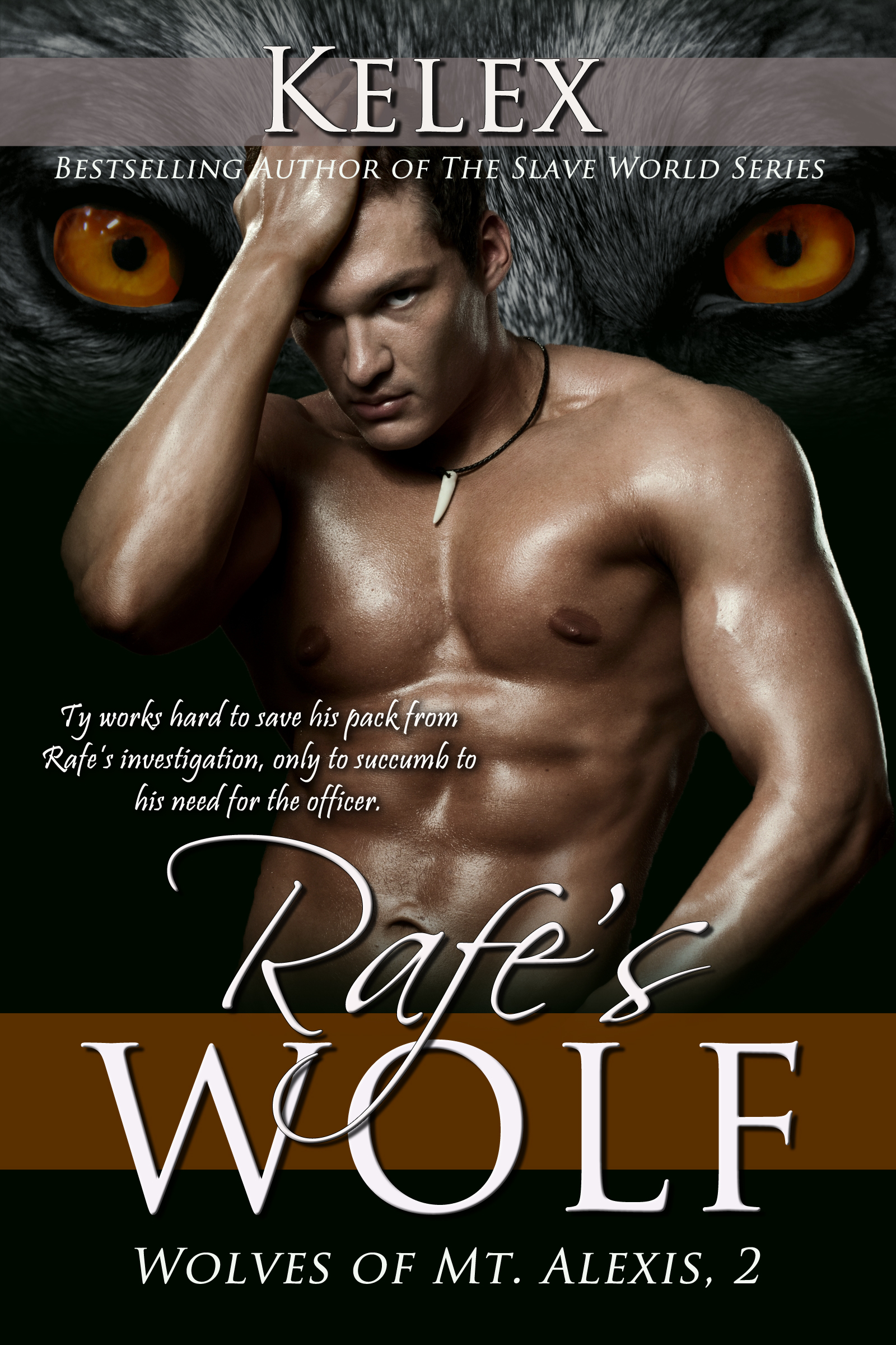 Kelex - Rafe's Wolf (Wolves of Mt. Alexis, 2)