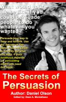 Cover for 'NLP Sales - The Secrets of Persuasion'