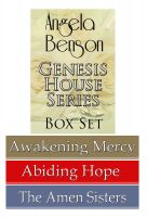 Cover for 'Genesis House Inspirational Romance and Family Drama Boxed Set: 3-in-1'