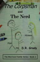 Cover for 'The Corpsman and the Nerd'