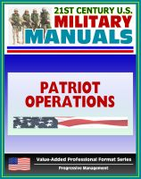 Cover for '21st Century U.S. Military Manuals: Patriot Battalion and Battery Operations - FM 44-85 (Value-Added Professional Format Series)'