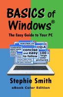 Cover for 'BASICS of Windows The Easy Guide to Your PC'