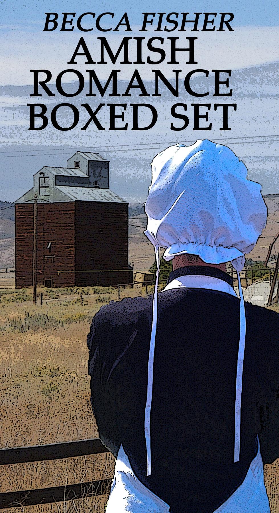 Becca Fisher - Amish Romance Boxed Set