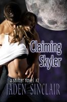 Cover for 'Claiming Skyler'