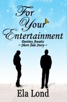 Cover for 'For your entertainment'